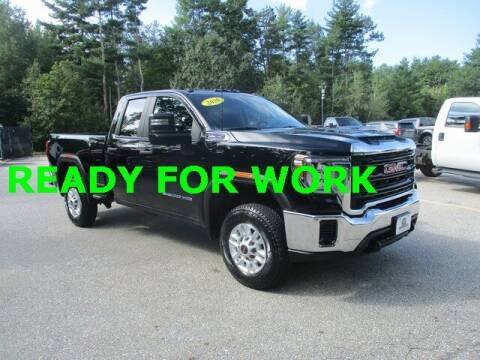 2020 GMC Sierra 2500HD for sale at MC FARLAND FORD in Exeter NH
