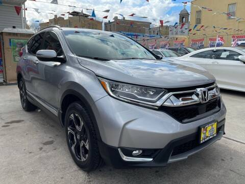 2017 Honda CR-V for sale at Elite Automall Inc in Ridgewood NY