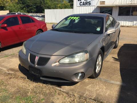 2006 Pontiac Grand Prix for sale at B & B CARS llc in Bossier City LA