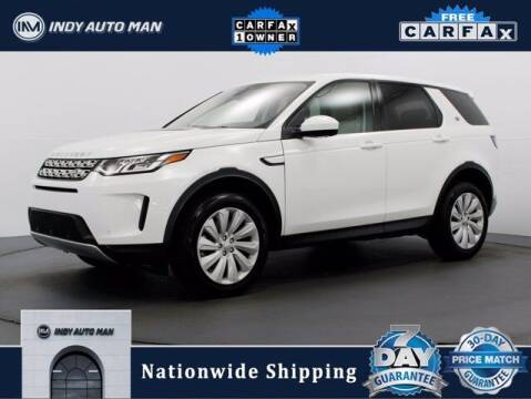 2020 Land Rover Discovery Sport for sale at INDY AUTO MAN in Indianapolis IN