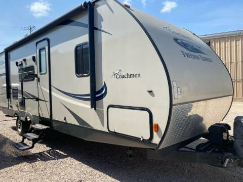 2016 Coachmen FREEDOM EXPRESS 248 for sale at ROGERS RV in Burnet TX