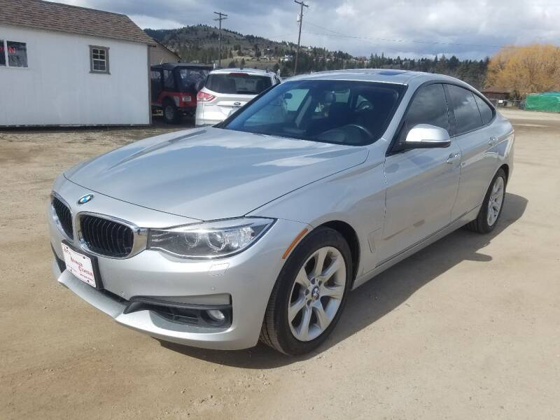 2014 BMW 3 Series for sale at AUTO BROKER CENTER in Lolo MT