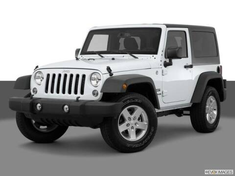 2015 Jeep Wrangler for sale at Mann Chrysler Dodge Jeep of Richmond in Richmond KY