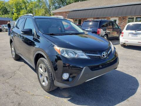 2015 Toyota RAV4 for sale at Auto Choice in Belton MO