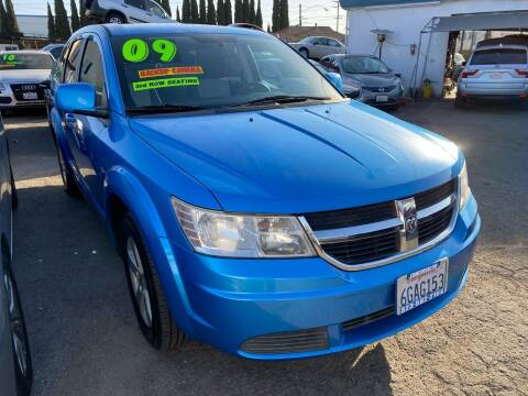 2009 Dodge Journey for sale at CAR GENERATION CENTER, INC. in Los Angeles CA