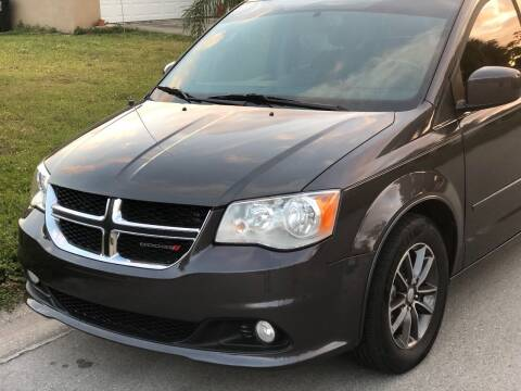 2016 Dodge Grand Caravan for sale at Internet Motorcars LLC in Fort Myers FL