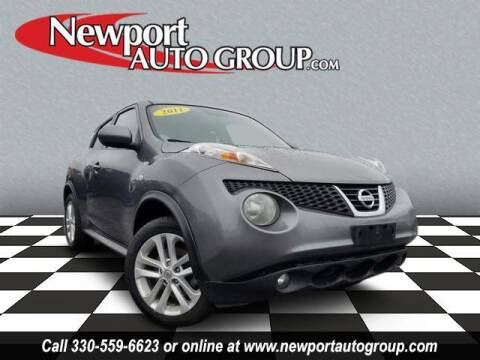 2011 Nissan JUKE for sale at Newport Auto Group in Austintown OH