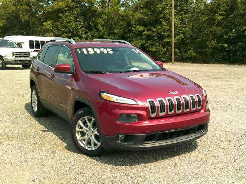 2014 Jeep Cherokee for sale at Let's Go Auto Of Columbia in West Columbia SC