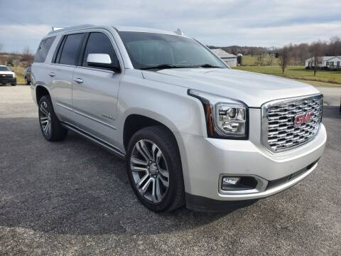 2018 GMC Yukon for sale at Hatcher's Auto Sales, LLC in Campbellsville KY