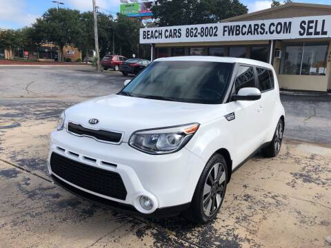 2015 Kia Soul for sale at Beach Cars in Fort Walton Beach FL
