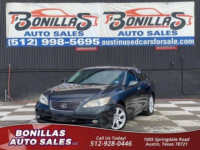 2009 Lexus ES 350 for sale at Bonillas Auto Sales in Austin TX