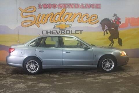 2003 Saturn L-Series for sale at Sundance Chevrolet in Grand Ledge MI