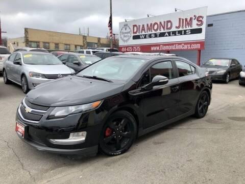 2012 Chevrolet Volt for sale at Diamond Jim's West Allis in West Allis WI