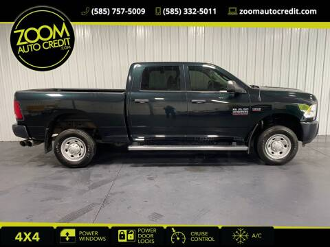 2016 RAM Ram Pickup 2500 for sale at ZoomAutoCredit.com in Elba NY
