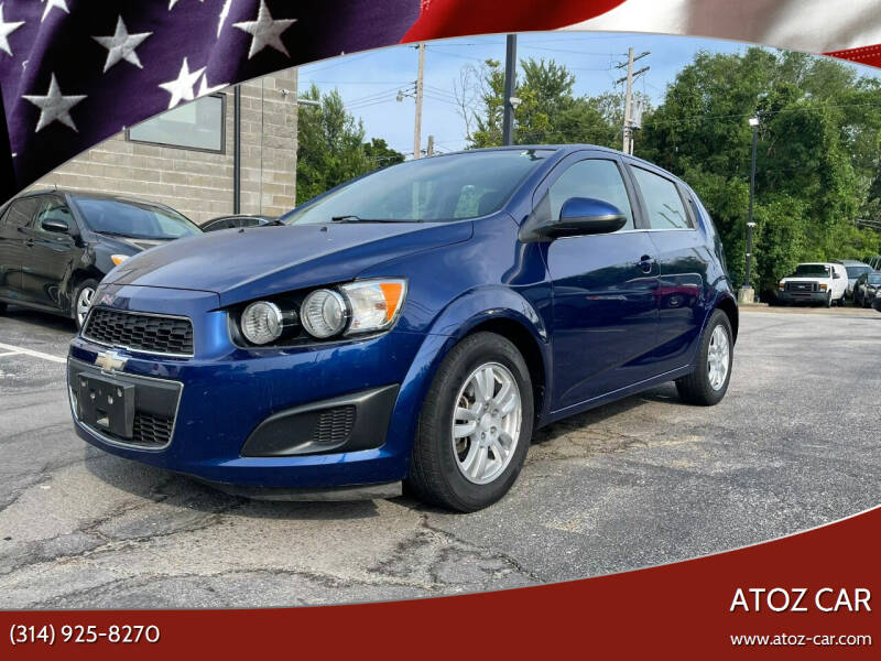 2013 Chevrolet Sonic for sale in Saint Louis, MO
