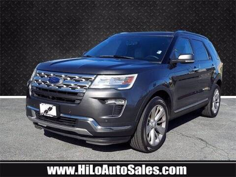 2018 Ford Explorer for sale at BuyFromAndy.com at Hi Lo Auto Sales in Frederick MD