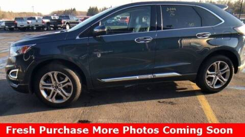 2016 Ford Edge for sale at Nyhus Family Sales in Perham MN