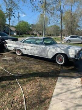 1961 Chrysler 300 for sale at Classic Car Deals in Cadillac MI