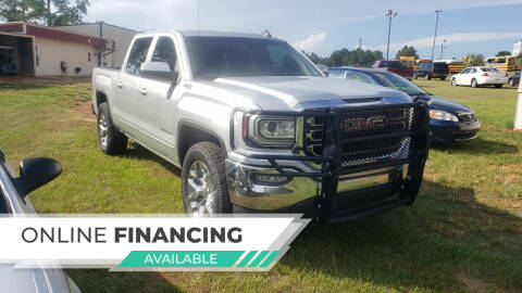 2016 GMC Sierra 1500 for sale at Lakeview Auto Sales LLC in Sycamore GA