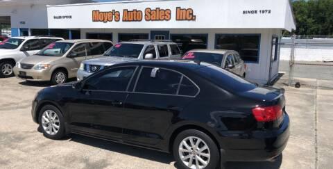 2012 Volkswagen Jetta for sale at Moye's Auto Sales Inc. in Leesburg FL