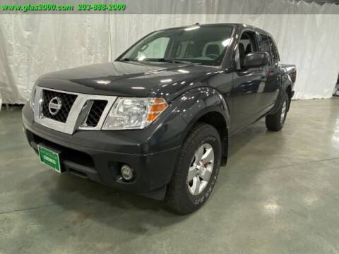 2012 Nissan Frontier for sale at Green Light Auto Sales LLC in Bethany CT