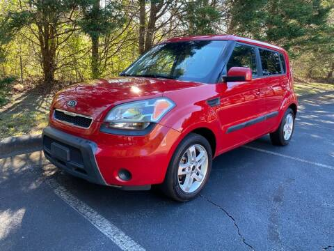 2011 Kia Soul for sale at Lenoir Auto in Lenoir NC