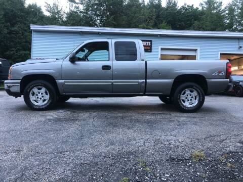 2007 Chevrolet Silverado 1500 Classic for sale at Top Line Motorsports in Derry NH