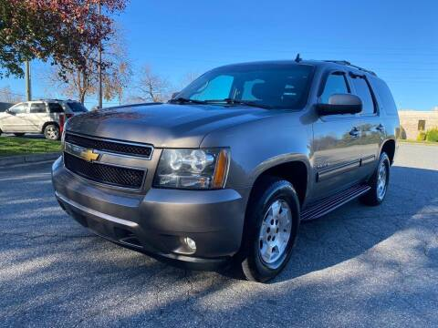2012 Chevrolet Tahoe for sale at Triple A's Motors in Greensboro NC