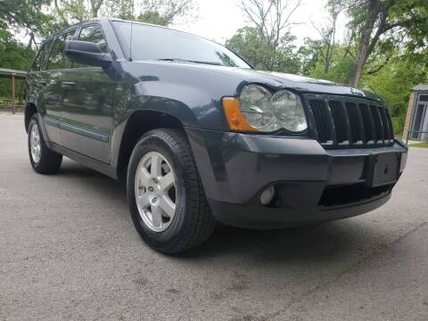 2008 Jeep Grand Cherokee for sale at Thornhill Motor Company in Lake Worth TX