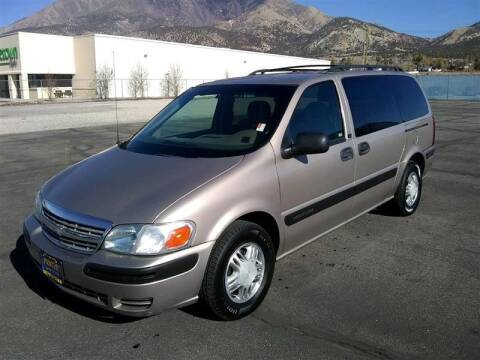 2003 Chevrolet Venture for sale at Painter's Mitsubishi in Saint George UT