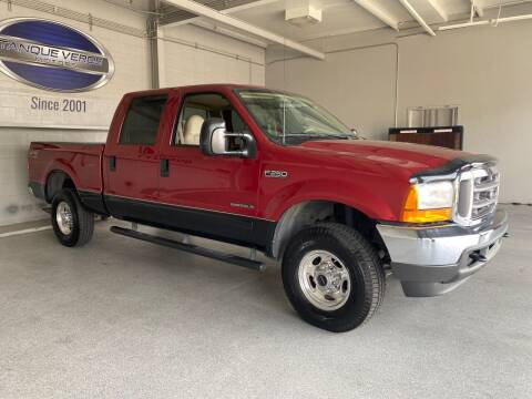 2001 Ford F-250 Super Duty for sale at TANQUE VERDE MOTORS in Tucson AZ