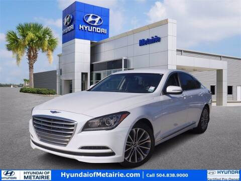 2016 Hyundai Genesis for sale at Metairie Preowned Superstore in Metairie LA
