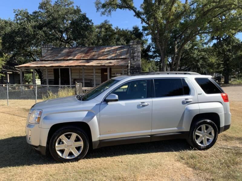 2011 GMC Terrain for sale at Village Motors Of Salado in Salado TX