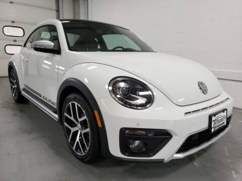 2018 Volkswagen Beetle for sale at Integrity Motors, Inc. in Fond Du Lac WI