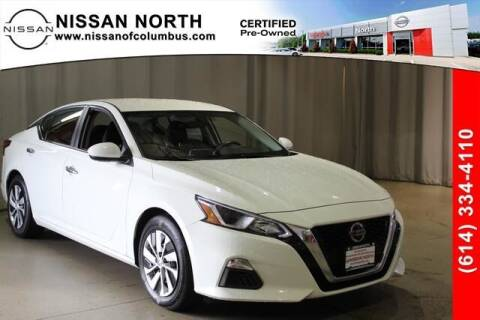 2019 Nissan Altima for sale at Auto Center of Columbus in Columbus OH