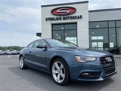 2015 Audi A5 for sale at Sterling Motorcar in Ephrata PA