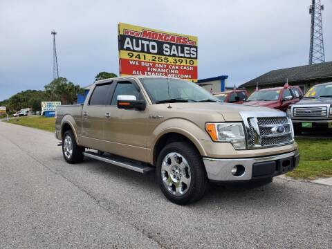 2012 Ford F-150 for sale at Mox Motors in Port Charlotte FL