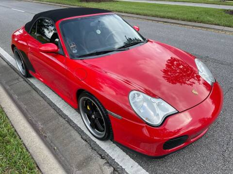 2004 Porsche 911 for sale at Arnaldo Gomez in Longwood FL