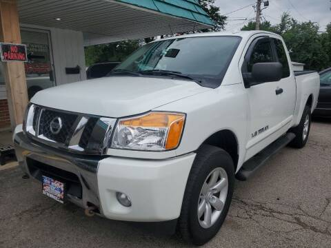 2014 Nissan Titan for sale at New Wheels in Glendale Heights IL