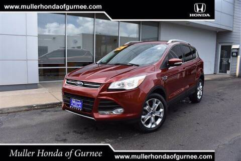 2015 Ford Escape for sale at RDM CAR BUYING EXPERIENCE in Gurnee IL