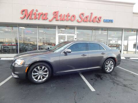 2015 Chrysler 300 for sale at Mira Auto Sales in Dayton OH
