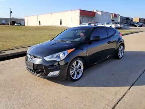 2014 Hyundai Veloster for sale at Image Auto Sales in Dallas TX