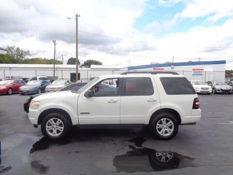 2008 Ford Explorer for sale at Cars Unlimited Inc in Lebanon TN