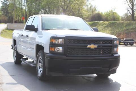 2015 Chevrolet Silverado 1500 for sale at Baldwin Automotive LLC in Greenville SC