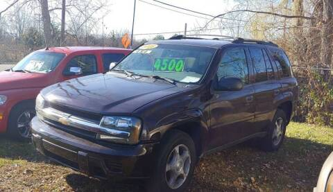 2008 Chevrolet TrailBlazer for sale at Superior Motors in Mount Morris MI