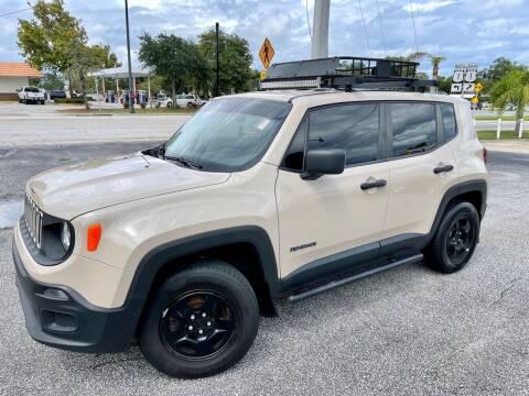 2016 Jeep Renegade for sale at Blum's Auto Mart in Port Orange FL