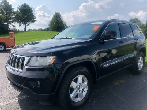 2013 Jeep Grand Cherokee for sale at COUNTRYSIDE AUTO SALES 2 in Russellville KY