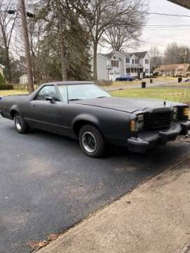 1979 Ford Ranchero for sale at Classic Car Deals in Cadillac MI