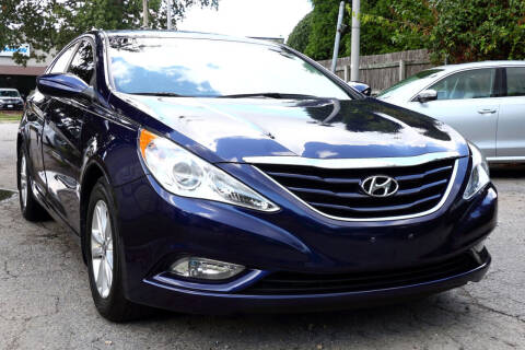 2013 Hyundai Sonata for sale at Prime Auto Sales LLC in Virginia Beach VA