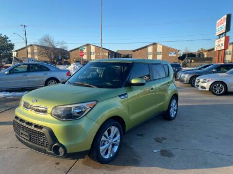 2014 Kia Soul for sale at Car Gallery in Oklahoma City OK
